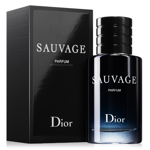 Sauvage by Christian Dior 60ml Parfum for Men