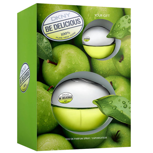Be Delicious by DKNY 50ml EDP 2 Piece Gift Set