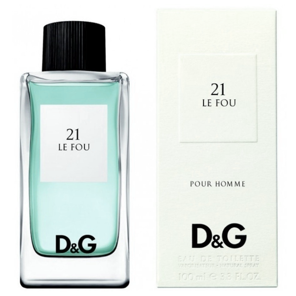 21 Le Fou by Dolce & Gabbana 100ml EDT
