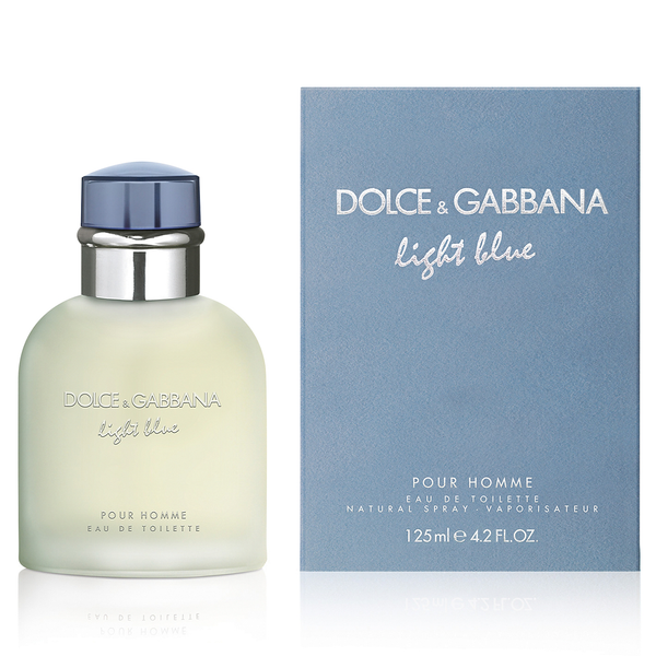 Light Blue Pour Homme by Dolce & Gabbana 125ml EDT