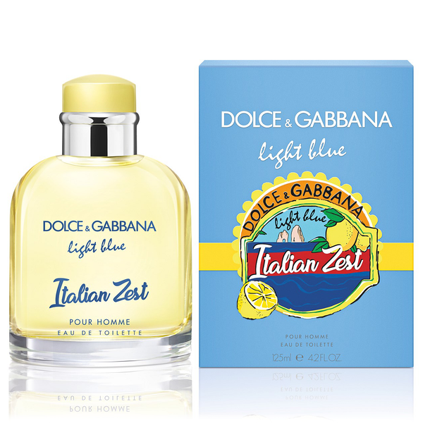 Light Blue Italian Zest by Dolce & Gabbana 125ml EDT