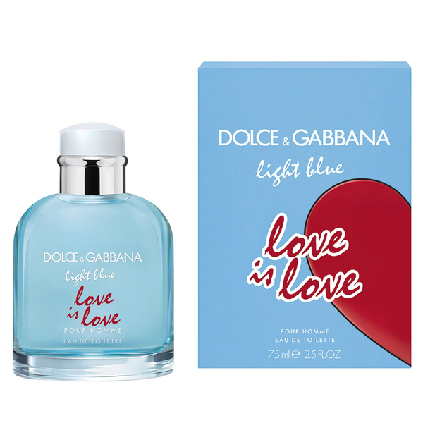 Light Blue Love Is Love by Dolce & Gabbana 75ml EDT