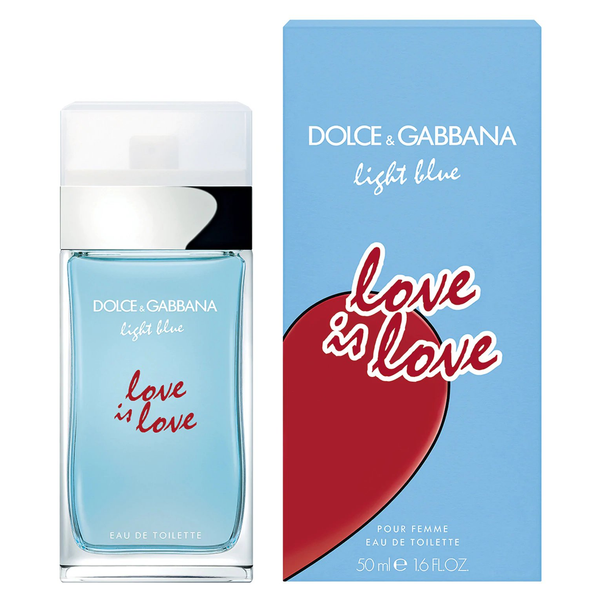 Light Blue Love Is Love by Dolce & Gabbana 50ml EDT