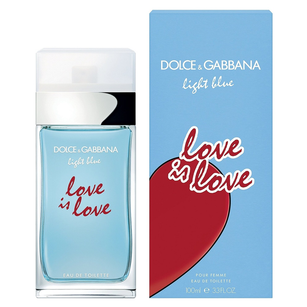 Light Blue Love Is Love by Dolce & Gabbana 100ml EDT
