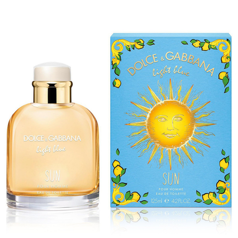 Light Blue Sun by Dolce & Gabbana 125ml EDT