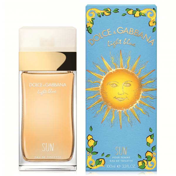 Light Blue Sun by Dolce & Gabbana 100ml EDT