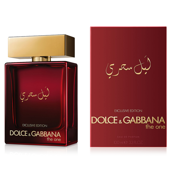 The One Mysterious Night by Dolce & Gabbana 100ml EDP