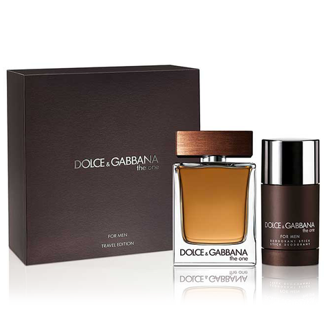 The One by Dolce & Gabbana 100ml EDT 2 Piece Gift Set