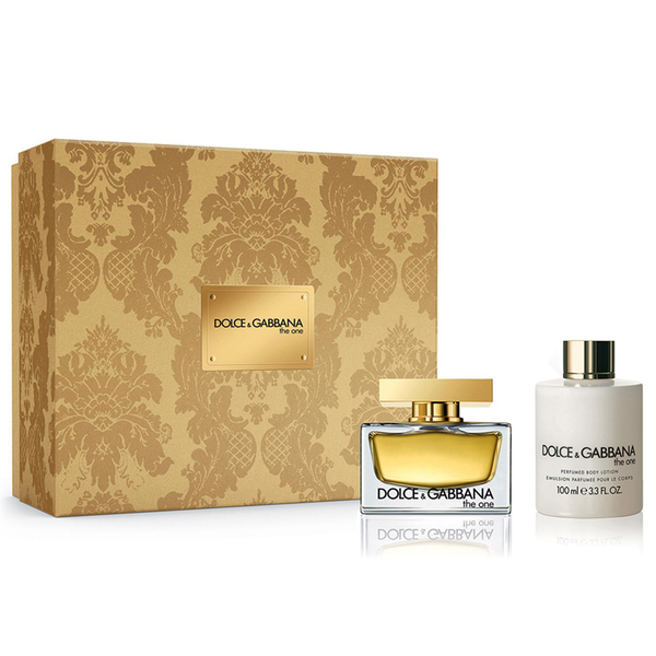 The One by Dolce & Gabbana 50ml EDP 2 Piece Gift Set