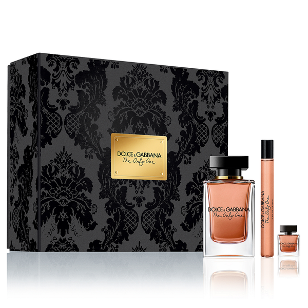 The Only One by Dolce & Gabbana 100ml EDP 3pc Gift Set