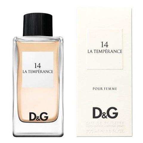 14 La Temperance by Dolce & Gabbana 100ml EDT