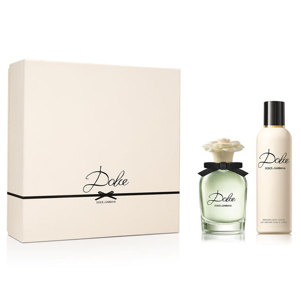 Dolce by Dolce & Gabbana 75ml EDP 2 Piece Gift Set