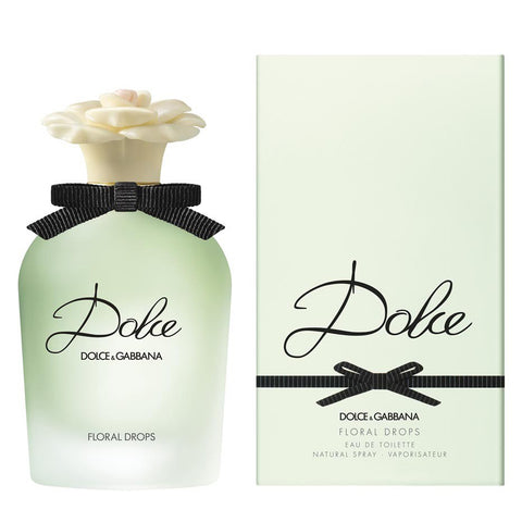 Dolce Floral Drops by Dolce & Gabbana 75ml EDT