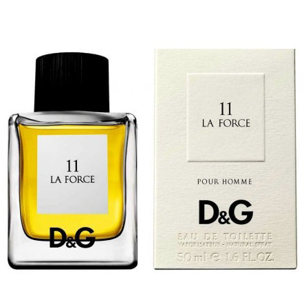 D&G #11 La Force by Dolce & Gabbana 50ml EDT
