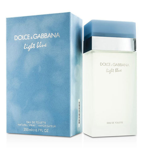 Light Blue by Dolce & Gabbana 200ml EDT for Women