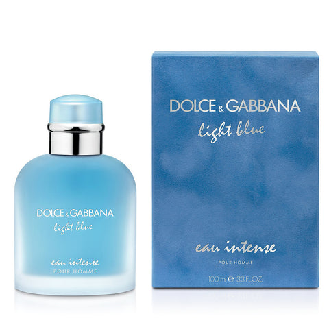 Light Blue Eau Intense by Dolce & Gabbana 100ml EDP for Men