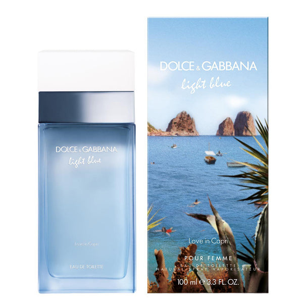 Love In Capri by Dolce & Gabbana 100ml EDT