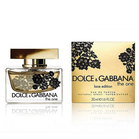 The One Lace Edition by Dolce & Gabbana 50ml EDP