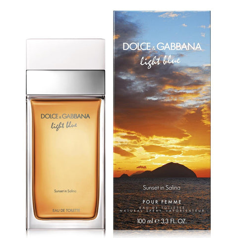 Light Blue Sunset In Salina by Dolce & Gabbana 100ml EDT