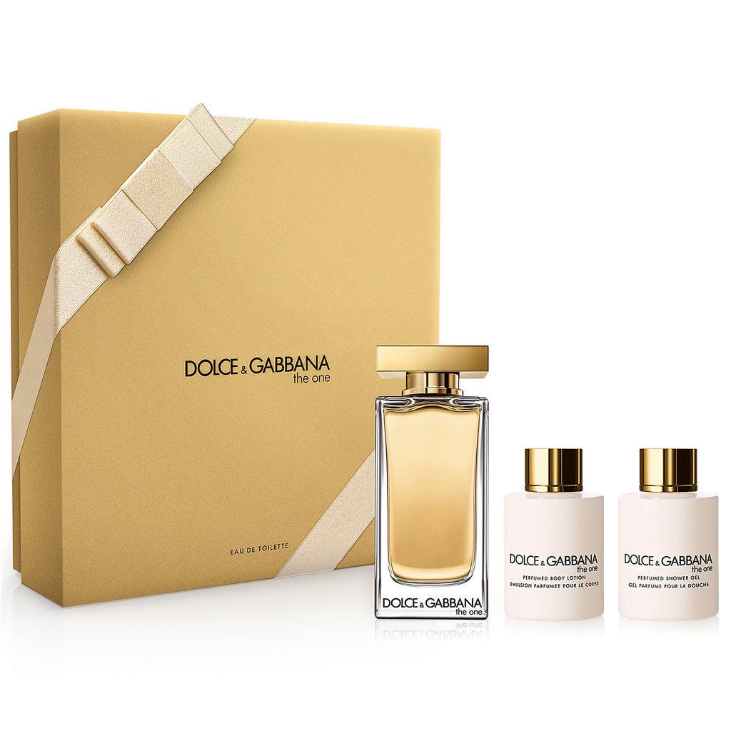 The Dolceamp; 100ml Gift Piece By Set Edt One 3 Gabbana 2ID9HE