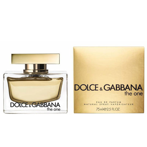 The One by Dolce & Gabbana 75ml EDP