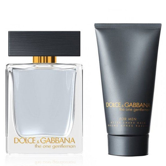 The One Gentleman by D&G 100ml EDT 2 Piece Gift Set