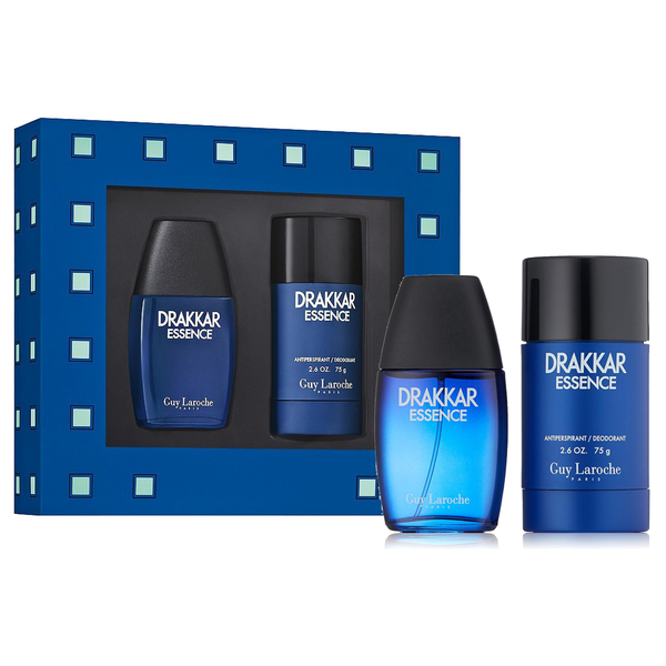 Drakkar Essence by Guy Laroche 30ml EDT 2 Piece Gift Set