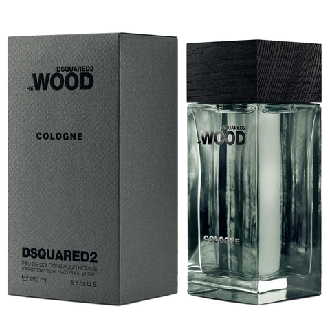 He Wood Cologne by Dsquared2 150ml EDC