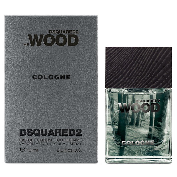 He Wood Cologne by Dsquared2 75ml EDC