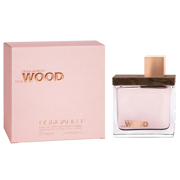 She Wood by Dsquared2 100ml EDP