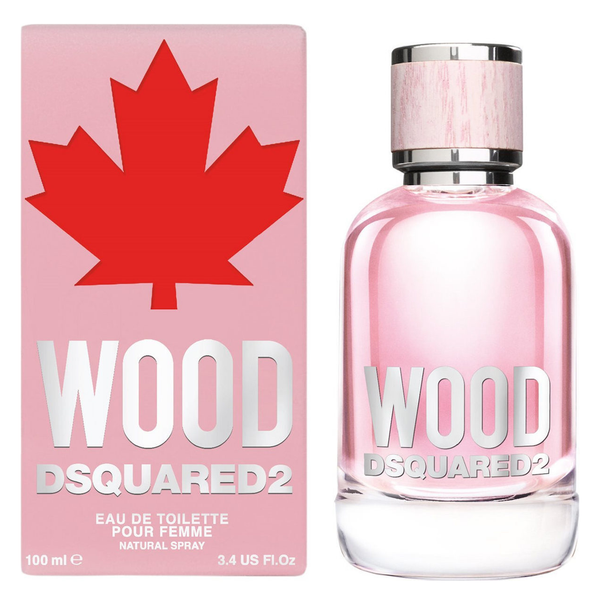 Wood by Dsquared2 100ml EDT for Women