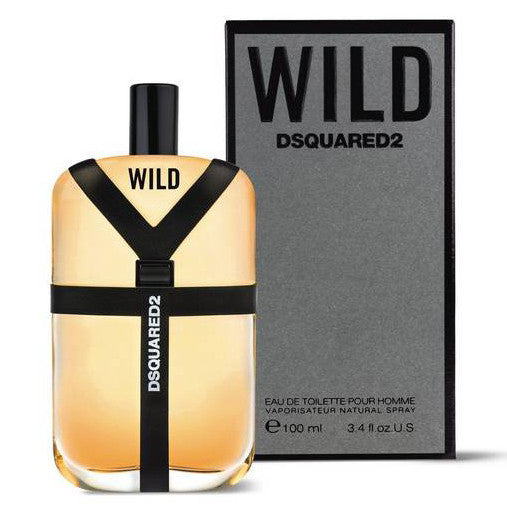 Wild by Dsquared2 100ml EDT