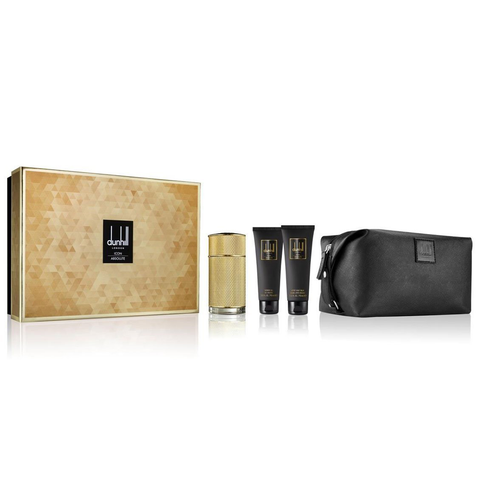 Icon Absolute by Dunhill 100ml EDP 4 Piece Gift Set
