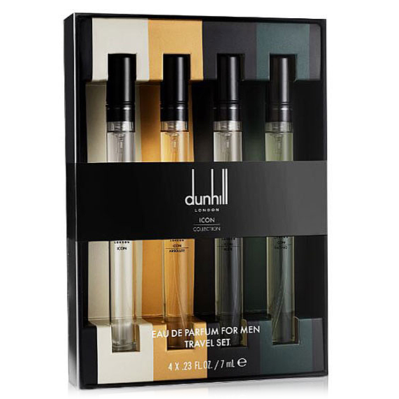 Dunhill Icon Collection 4 Piece Gift Set