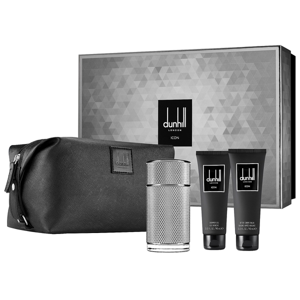 Icon by Dunhill 100ml EDP 4 Piece Gift Set