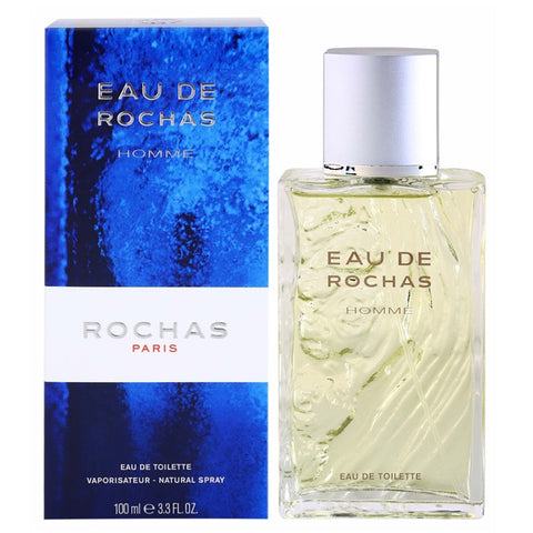 Eau De Rochas by Rochas 100ml EDT for Men
