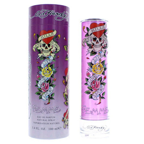Ed Hardy Femme by Ed Hardy 100ml EDP for Women