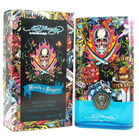 Hearts & Daggers by Ed Hardy 100ml EDT