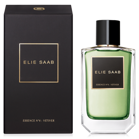 Elie Saab Essence No.6 Vetiver by Elie Saab 100ml EDP