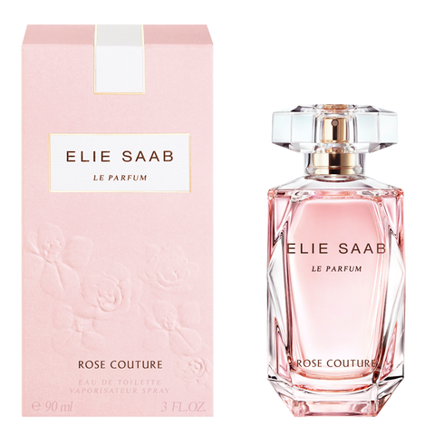 Elie Saab Rose Couture 90ml EDT for Women