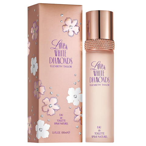 Love & White Diamonds by Elizabeth Taylor 100ml EDT