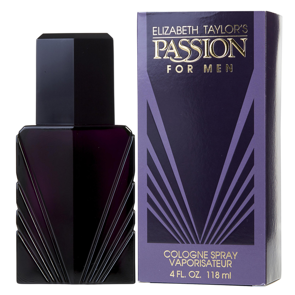 Passion by Elizabeth Taylor 118ml Spray for men