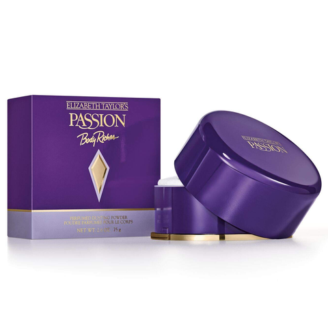 Passion by Elizabeth Taylor 75g Dusting Powder