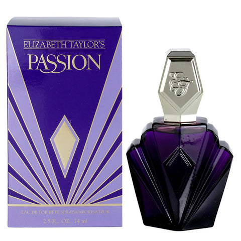 Passion by Elizabeth Taylor 74ml EDT for Women