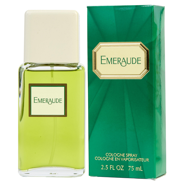Emeraude by Coty 75ml Cologne Spray for Women