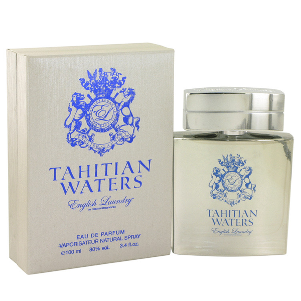 Tahitian Waters by English Laundry 100ml EDP