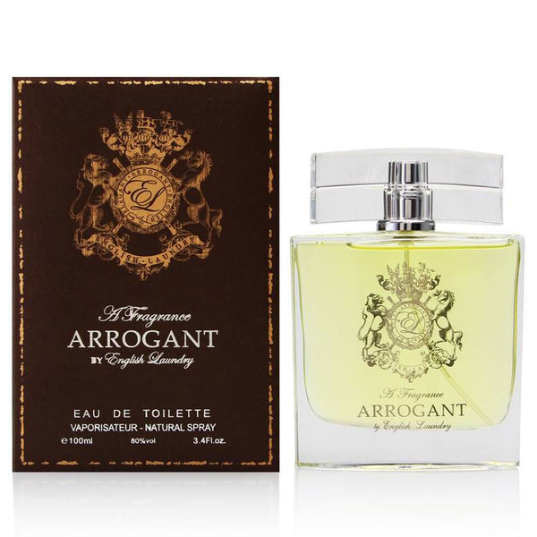Arrogant by English Laundry 100ml EDT