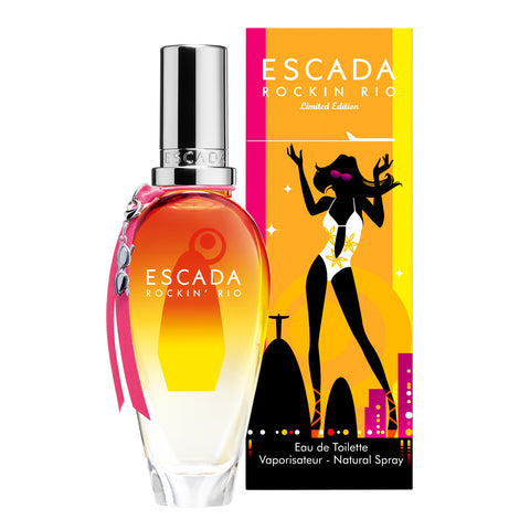 Rockin Rio by Escada 100ml EDT for Women