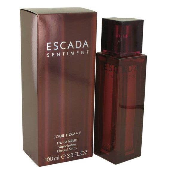 Sentiment by Escada 100ml EDT for Men