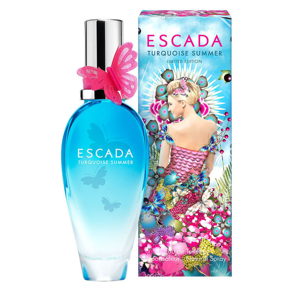 Escada Turquoise Summer by Escada 100ml EDT